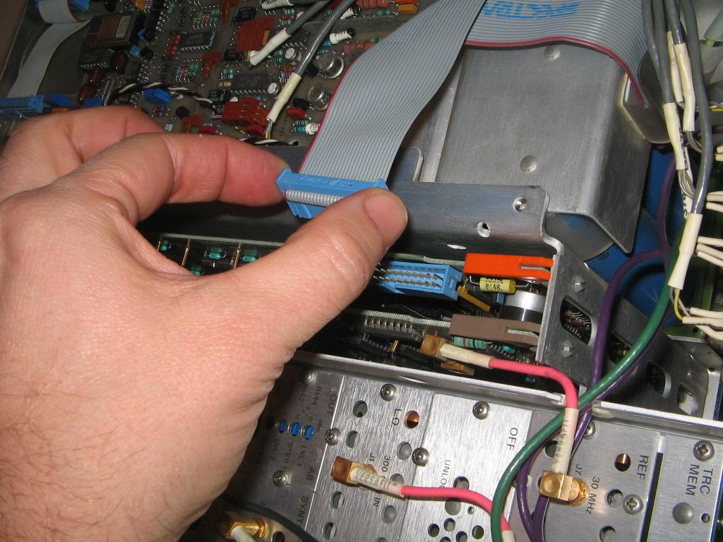 Hp3577 Cursor Knob Repair The Hewlett Packard Archive